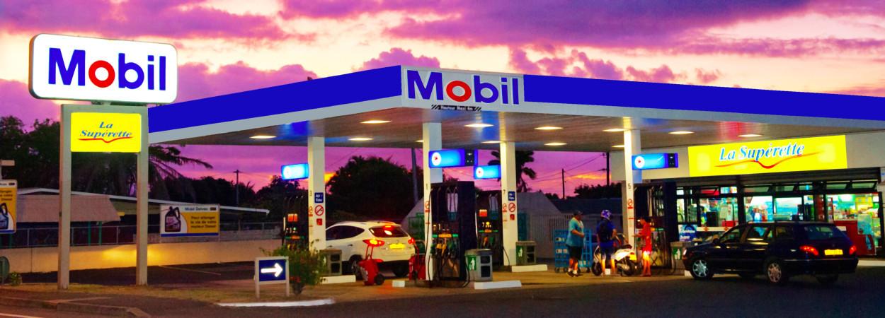 Mobil Tahiti