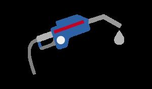 pompe pistolet Mobil Tahiti - Cartes Mobil