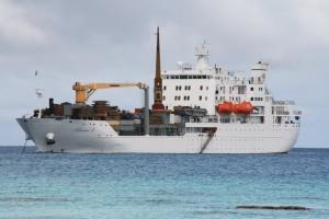 Aranui 3 - Fakarava - Marine