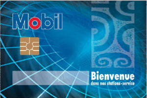 Carte Mobil bleue - Cartes Mobil