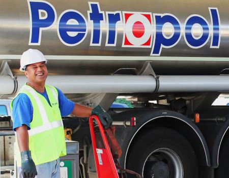 Groupe Petropol - Chauffeur Mobil Tahiti