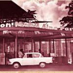 Station Aina Pare - History of Petropol / Histoire de Petropol - Mobil Tahiti