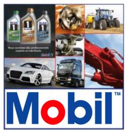 Mobil lubricants